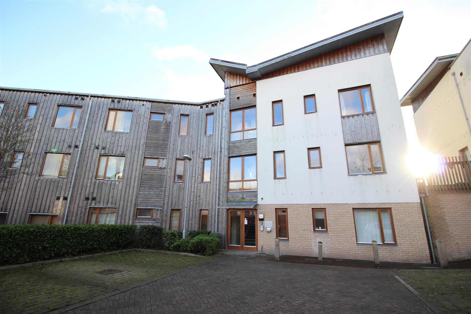2 Bedrooms Flat for sale in Great Mead, Chippenham